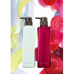 POLA PENSÉE DE BOUQUET BODY SHAMPOO SET ( Blanc & Rouge )