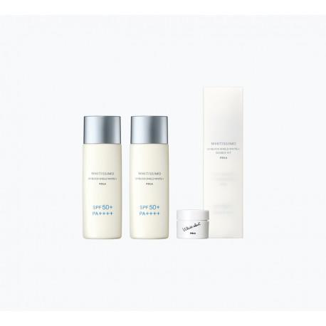 Pola Whitissimo UV Block Shield White Plus Double Kit